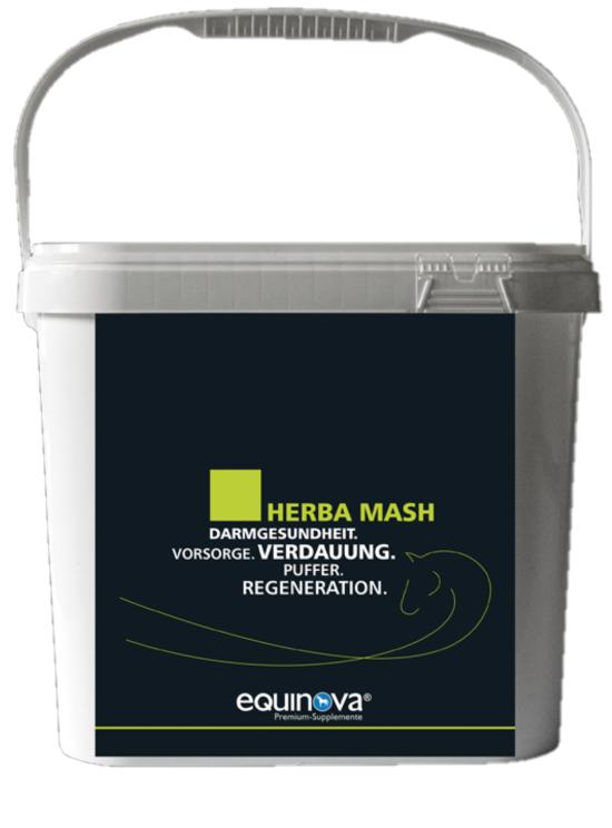 herba mash - Equinova Herba mash